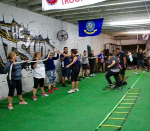 #KwikSweat Introductory 30 minute class for those ready to get started! $5 drop in rate